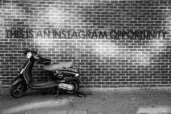 INSTAGRAM in Shoreditch