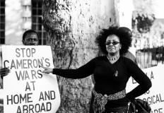 PROTEST EBOLA