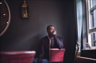 'Lenny Henry' by Guardian photographer Sarah Lee.