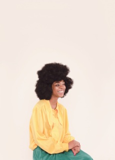 Hayley Benoit's Jamelia from 'The Inheritance Project'