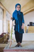 'Skate girl' by Jessica Fullford-Dobson